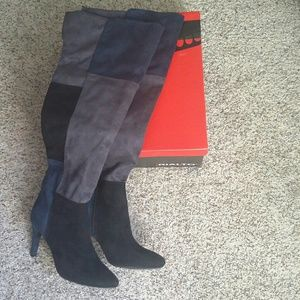 Brand new - NEVER WORN thigh high boots